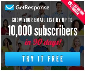 GetResponse Box Banner