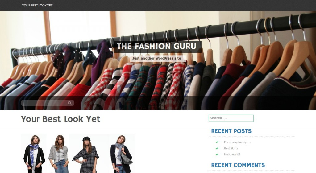 How to sell clothing online